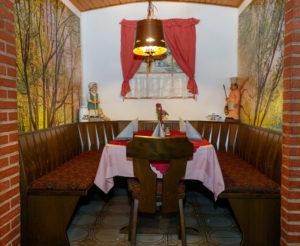 Restaurant im Landgasthof Lebatz